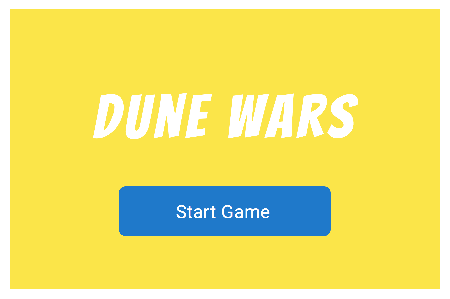Game Homepage